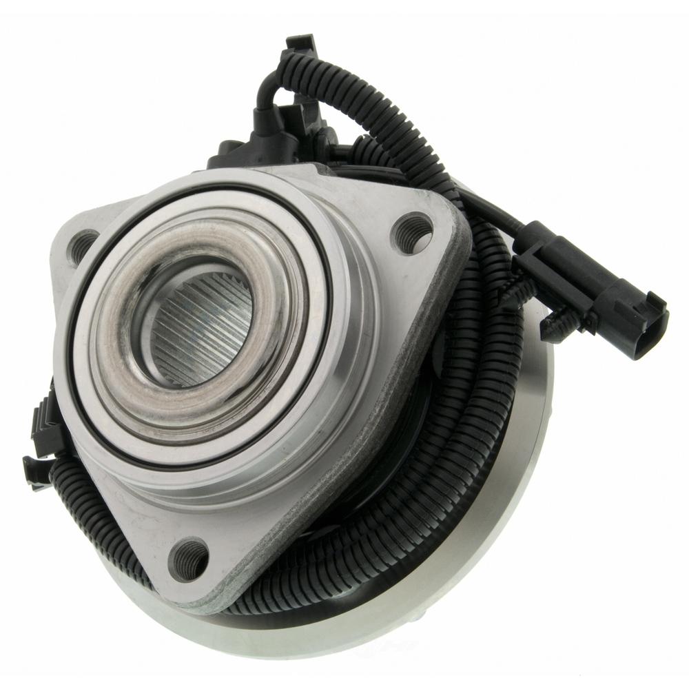 MOOG HUB ASSEMBLIES - Wheel Bearing & Hub Assembly (Front) - MGH 513270