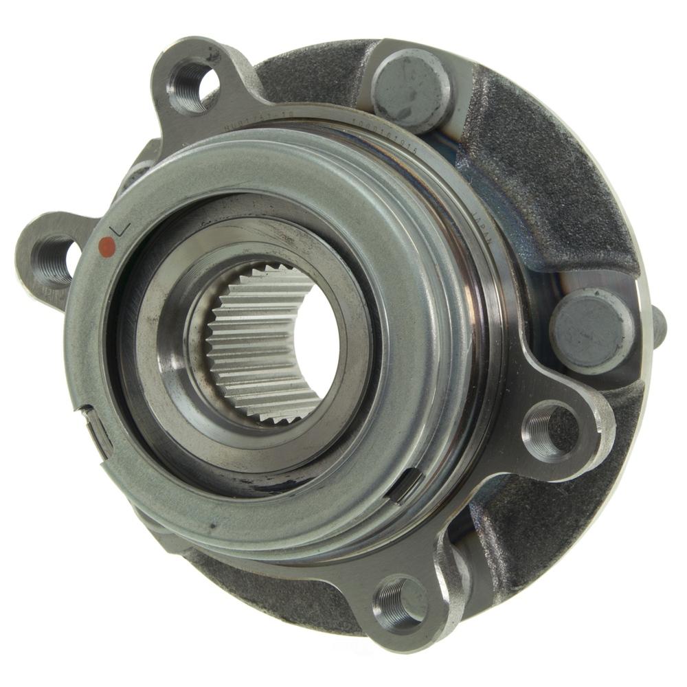 AUTO EXTRA/BEARING-SEALS-HUB ASSEMBLIES - Wheel Bearing and Hub Assembly - AXJ 513306