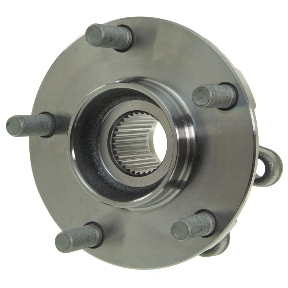 AUTO EXTRA/BEARING-SEALS-HUB ASSEMBLIES - Wheel Bearing & Hub Assembly (Front Left) - AXJ 513306