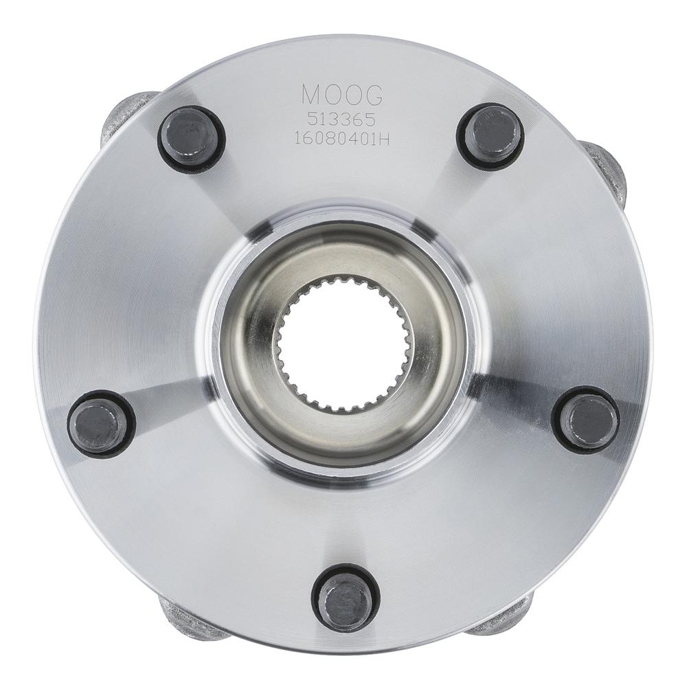 MOOG HUB ASSEMBLIES - Wheel Bearing & Hub Assembly (Front Left) - MGH 513365