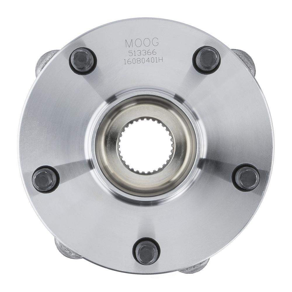 MOOG HUB ASSEMBLIES - Wheel Bearing & Hub Assembly (Front Right) - MGH 513366