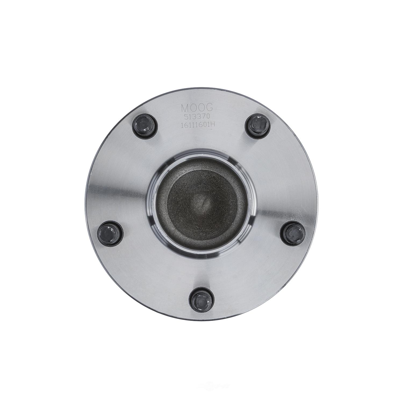 MOOG HUB ASSEMBLIES - Wheel Bearing & Hub Assembly (Front) - MGH 513370