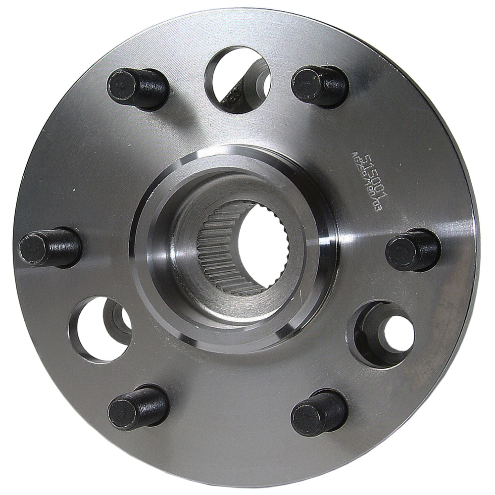 MOOG HUB ASSEMBLIES - Wheel Bearing & Hub Assembly (Front) - MGH 515001