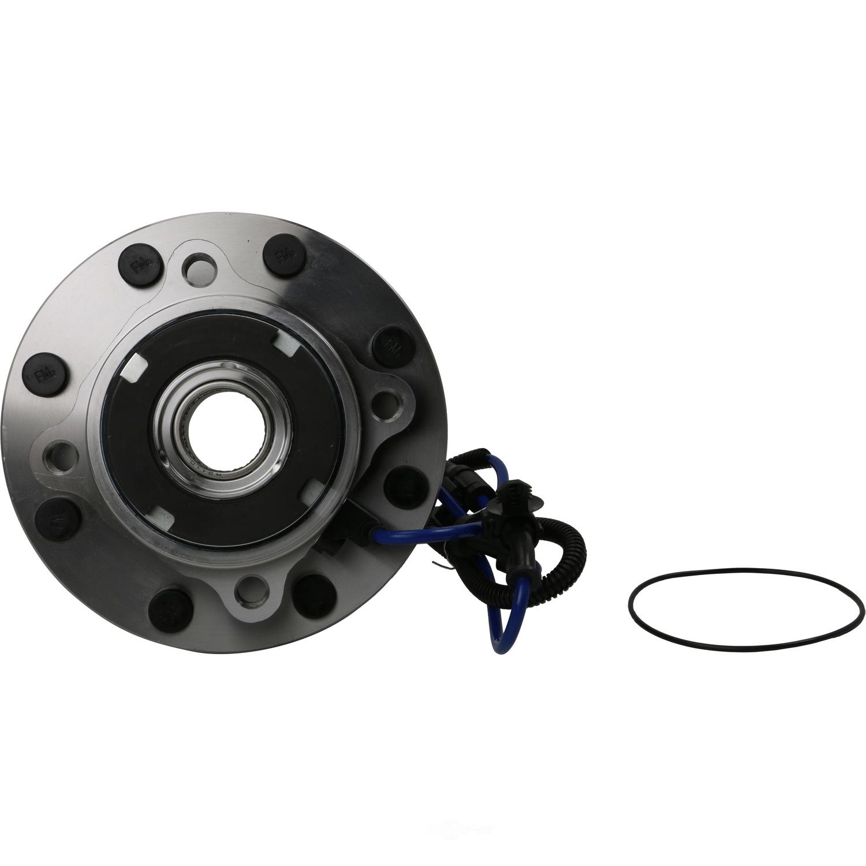 AUTO EXTRA/BEARING-SEALS-HUB ASSEMBLIES - Wheel Bearing and Hub Assembly - AXJ 515020