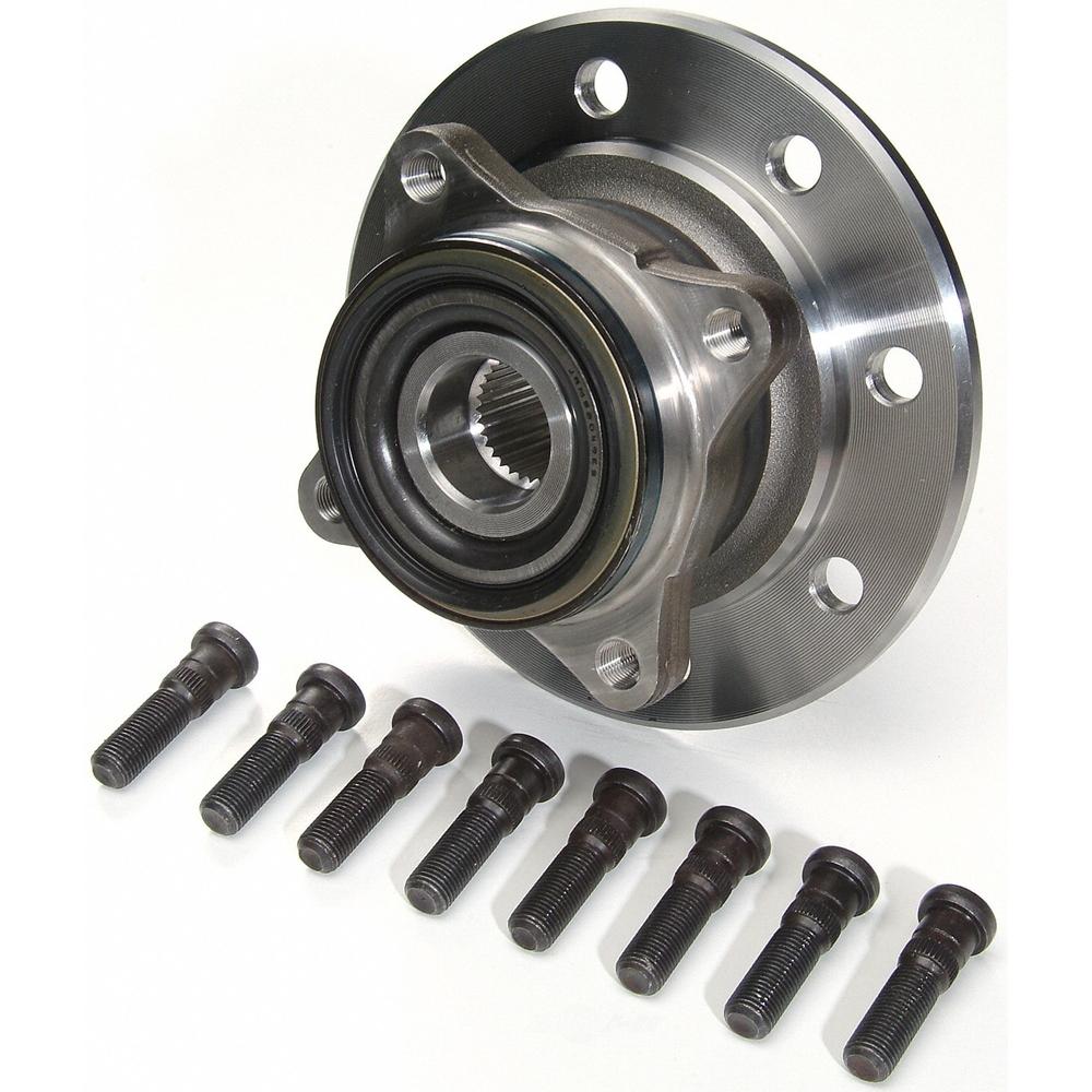 MOOG HUB ASSEMBLIES - Wheel Bearing & Hub Assembly (Front) - MGH 515037