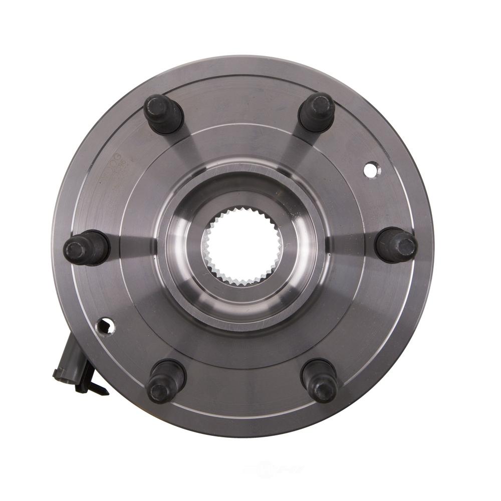 MOOG HUB ASSEMBLIES - Wheel Bearing & Hub Assembly - MGH 515096