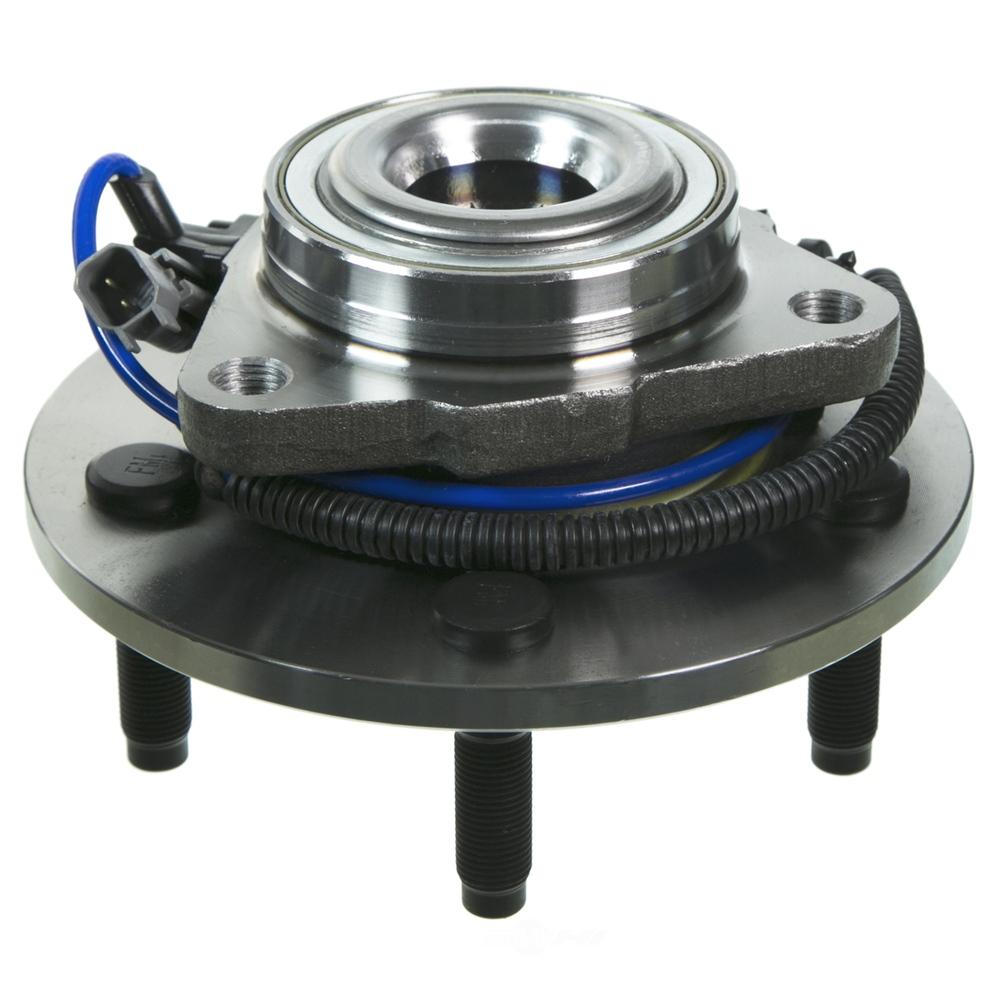 MOOG HUB ASSEMBLIES - Wheel Bearing & Hub Assembly (Front) - MGH 515126