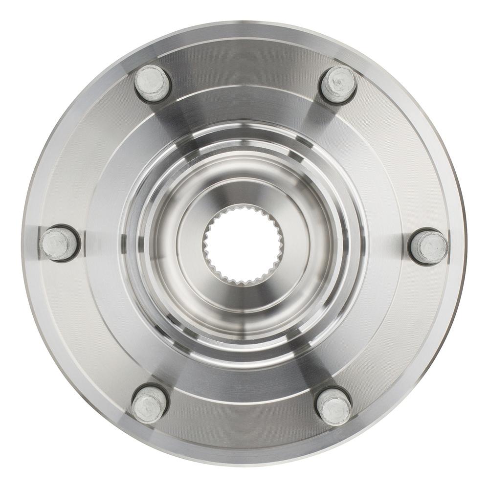 MOOG HUB ASSEMBLIES - Wheel Bearing & Hub Assembly (Front) - MGH 515155