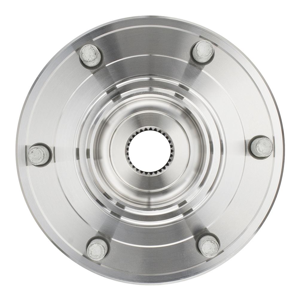 MOOG HUB ASSEMBLIES - Wheel Bearing & Hub Assembly (Front) - MGH 515156
