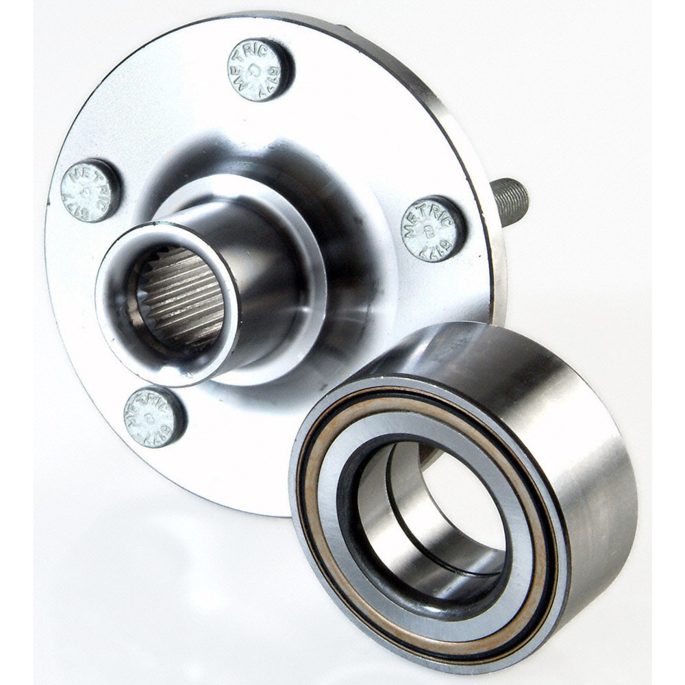 AUTO EXTRA/BEARING-SEALS-HUB ASSEMBLIES - Wheel Hub Repair Kit - AXJ 518512