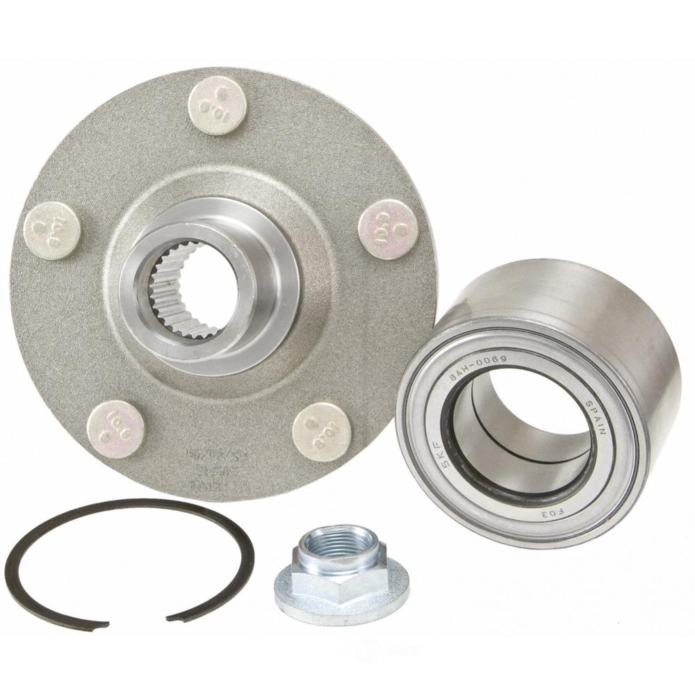 AUTO EXTRA/BEARING-SEALS-HUB ASSEMBLIES - Wheel Hub Repair Kit - AXJ 518515