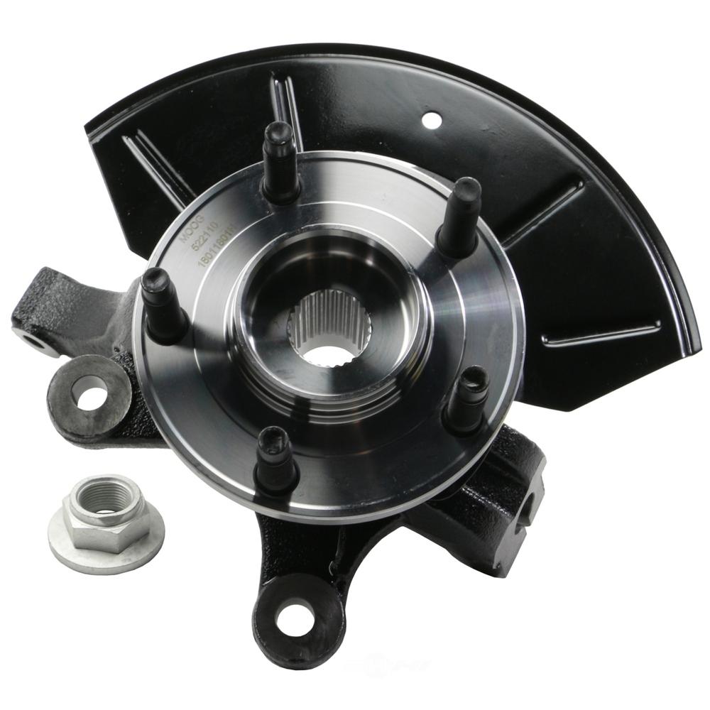 MOOG HUB ASSEMBLIES - Wheel Bearing & Hub Assembly - MGH LK015