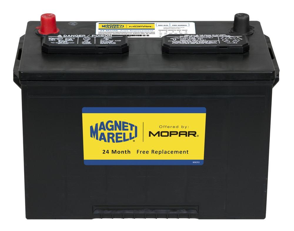 MAGNETI MARELLI OFFERED BY MOPAR - Magneti Marelli Battery - MGM 1AM027F710