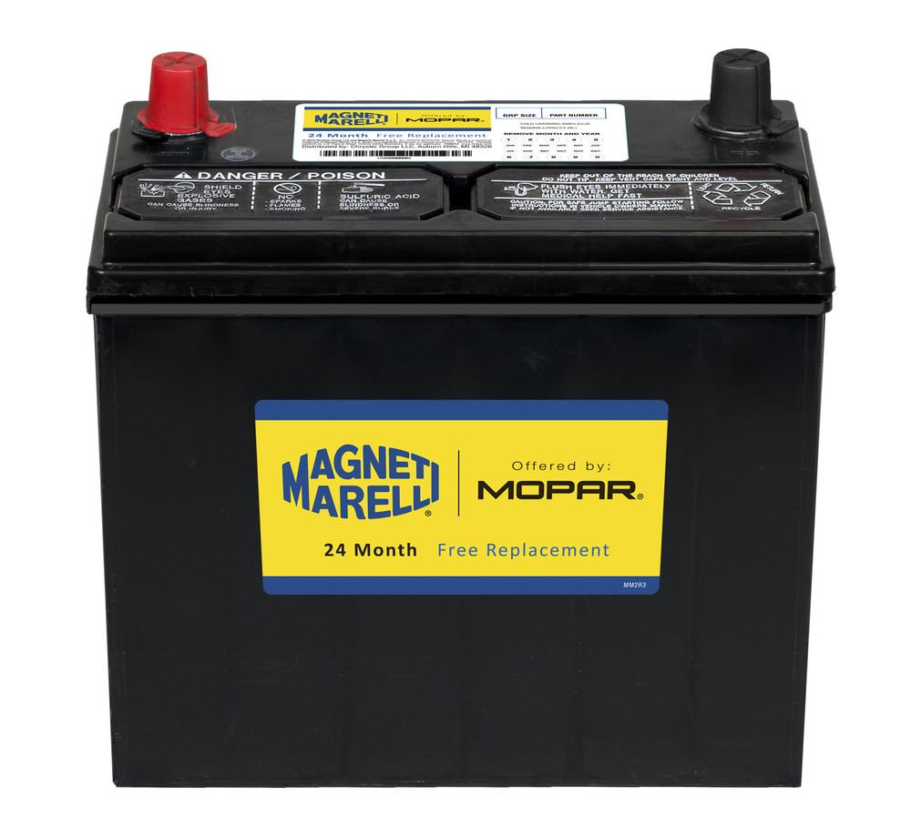 MAGNETI MARELLI OFFERED BY MOPAR - Battery - MGM 1AM051R500