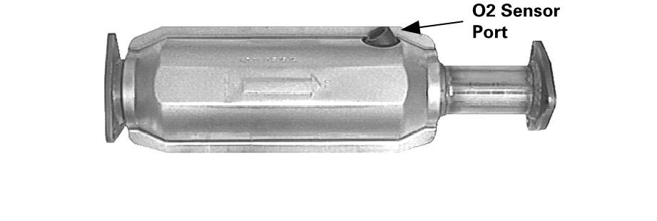 MAGNETI MARELLI OFFERED BY MOPAR - Catalytic Converter - MGM 1AME642717