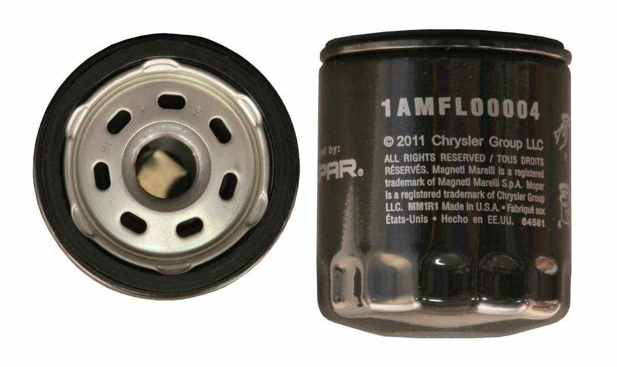 MAGNETI MARELLI OFFERED BY MOPAR - Engine Oil Filter - MGM 1AMFL00004