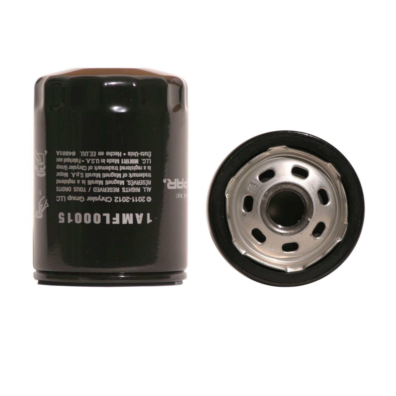 MAGNETI MARELLI OFFERED BY MOPAR - Engine Oil Filter - MGM 1AMFL00015