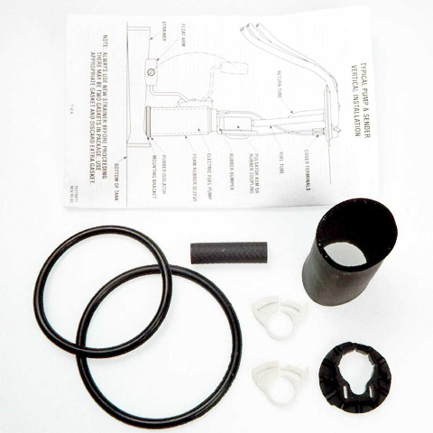 MAGNETI MARELLI OFFERED BY MOPAR - Electric Fuel Pump - MGM 1AMFP00011