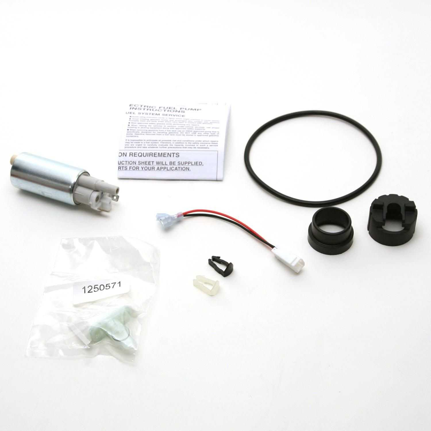 MAGNETI MARELLI OFFERED BY MOPAR - Fuel Pump and Strainer Set - MGM 1AMFP00015
