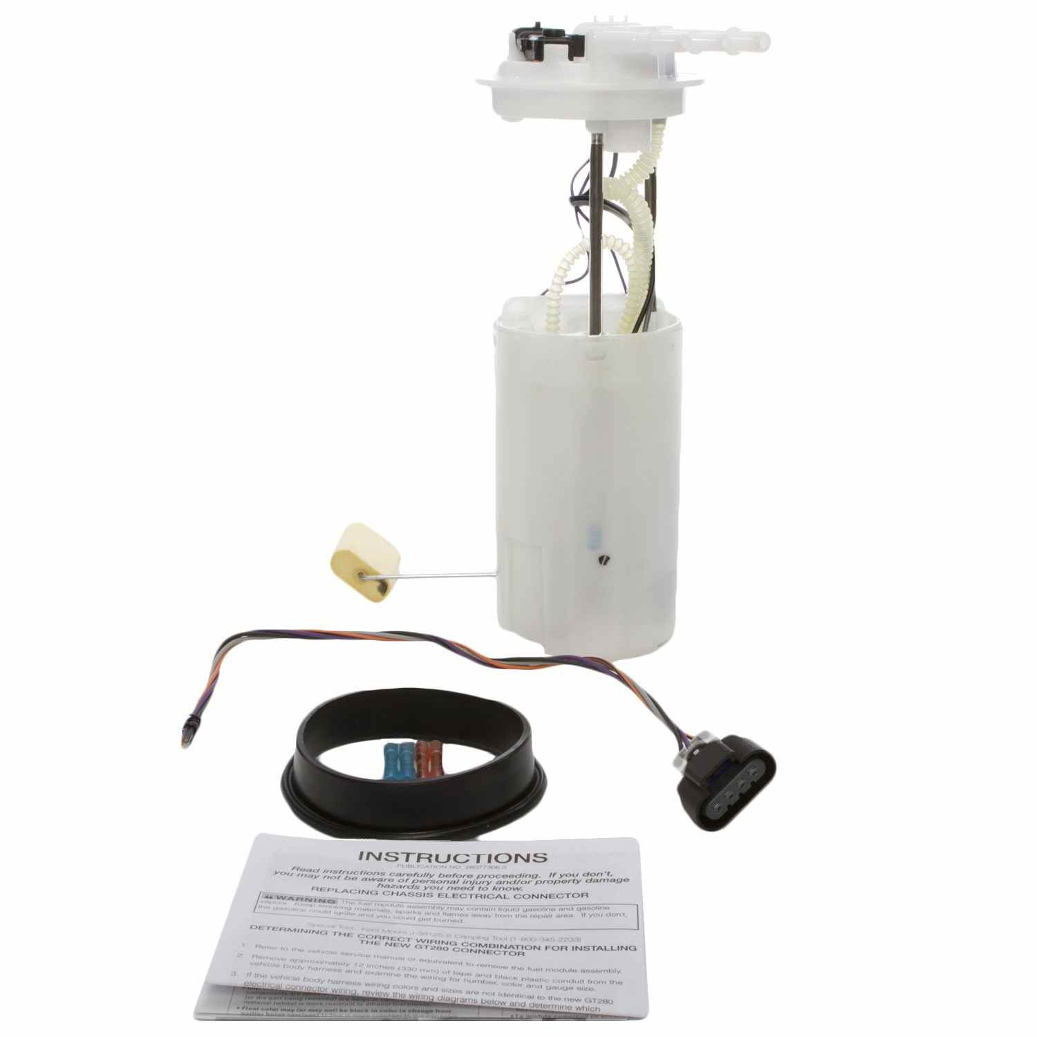 MAGNETI MARELLI OFFERED BY MOPAR - Fuel Pump Module Assembly - MGM 1AMFP00044
