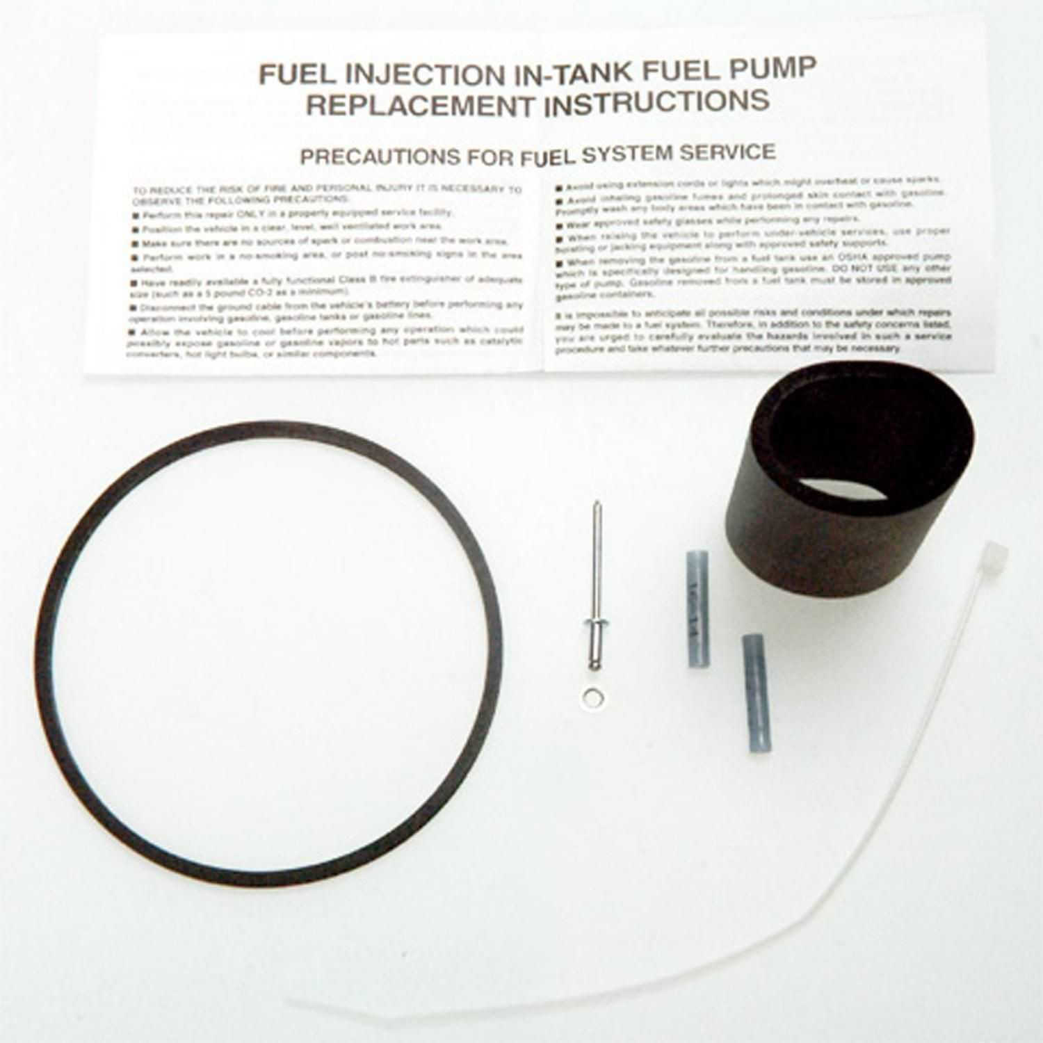 MAGNETI MARELLI OFFERED BY MOPAR - Electric Fuel Pump - MGM 1AMFP00052