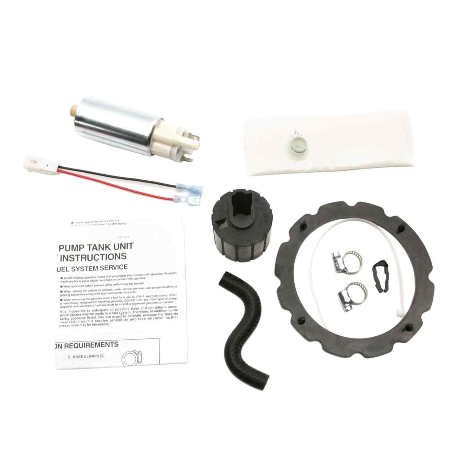 MAGNETI MARELLI OFFERED BY MOPAR - Fuel Pump and Strainer Set - MGM 1AMFP00070