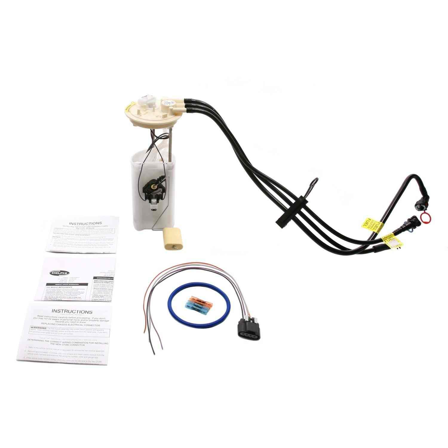 MAGNETI MARELLI OFFERED BY MOPAR - Fuel Pump Module Assembly - MGM 1AMFP00115
