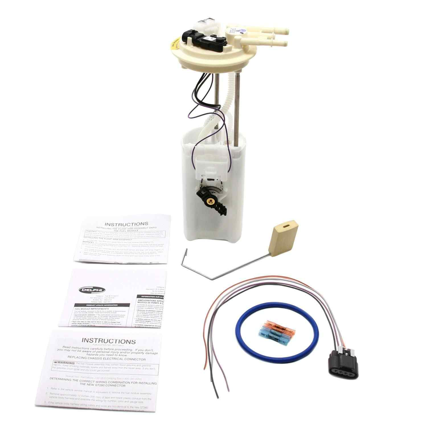 MAGNETI MARELLI OFFERED BY MOPAR - Fuel Pump Module Assembly - MGM 1AMFP00119