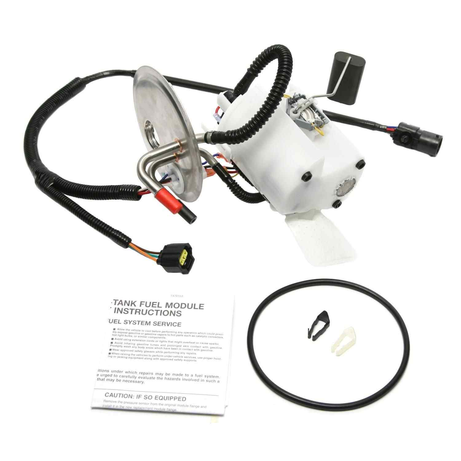 MAGNETI MARELLI OFFERED BY MOPAR - Fuel Pump Module Assembly - MGM 1AMFP00144