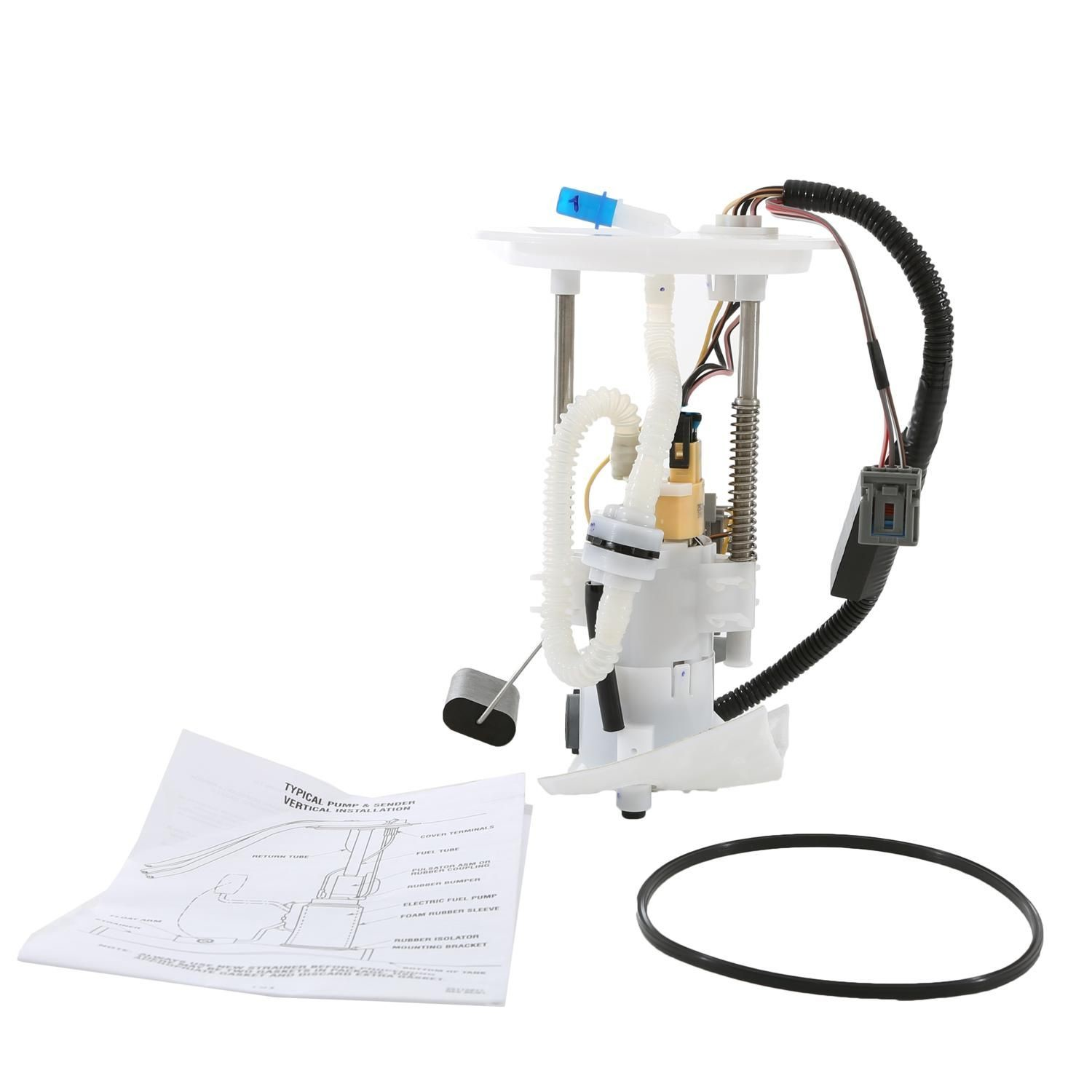 MAGNETI MARELLI OFFERED BY MOPAR - Fuel Pump Module Assembly - MGM 1AMFP00167
