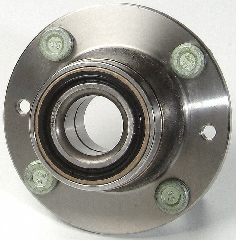 MAGNETI MARELLI OFFERED BY MOPAR - Magneti Marelli Wheel Bearing and Hub Assembly (Rear) - MGM 1AMH513030