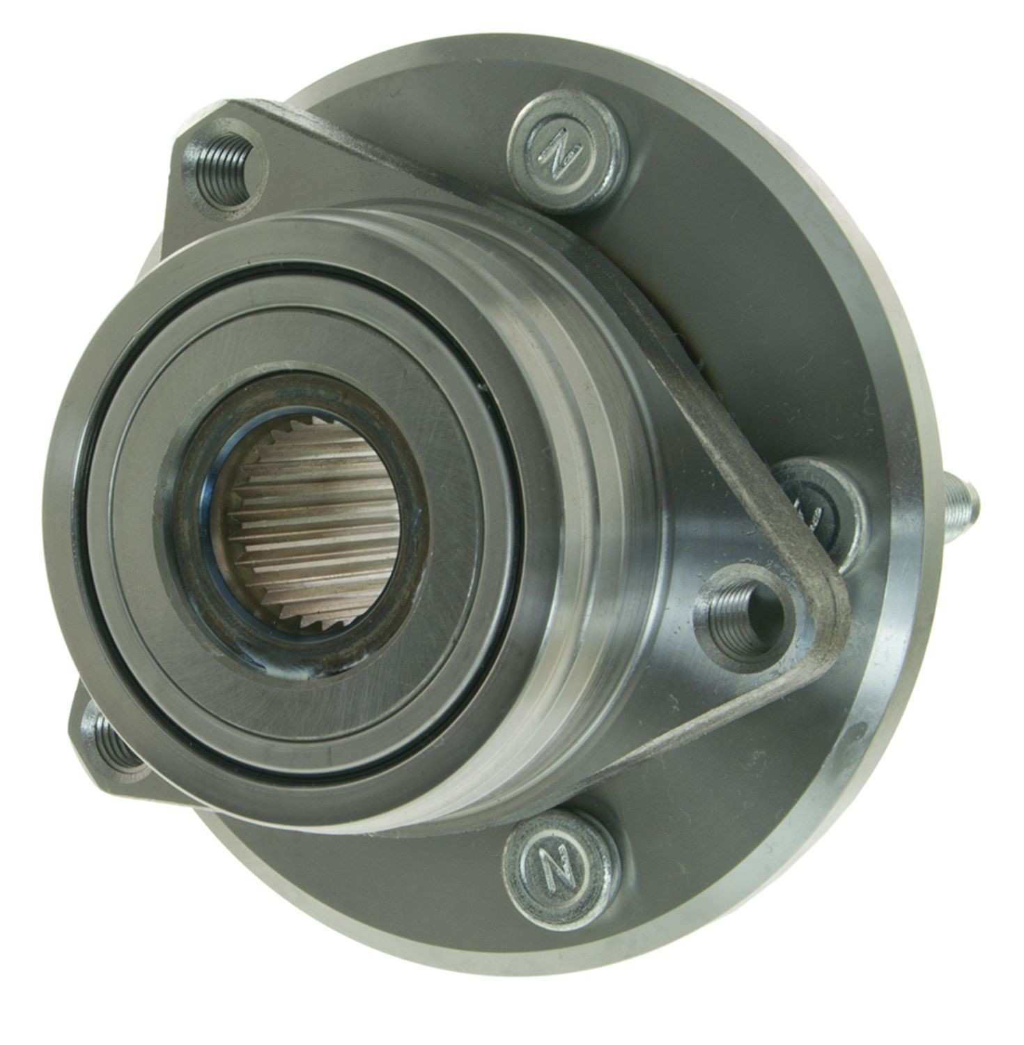 MAGNETI MARELLI OFFERED BY MOPAR - Magneti Marelli Wheel Bearing and Hub Assembly - MGM 1AMH513100