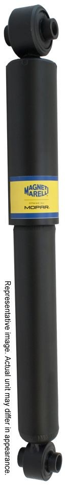 MAGNETI MARELLI OFFERED BY MOPAR - Twin-Tube Shock Absorber (Rear) - MGM 1AMSH22025