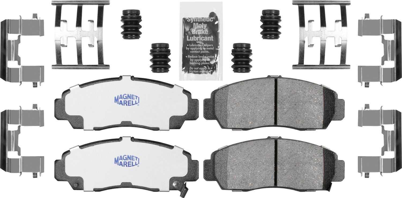 MAGNETI MARELLI OFFERED BY MOPAR - Ceramic Disc Brake Pad - MGM 1AMV300787
