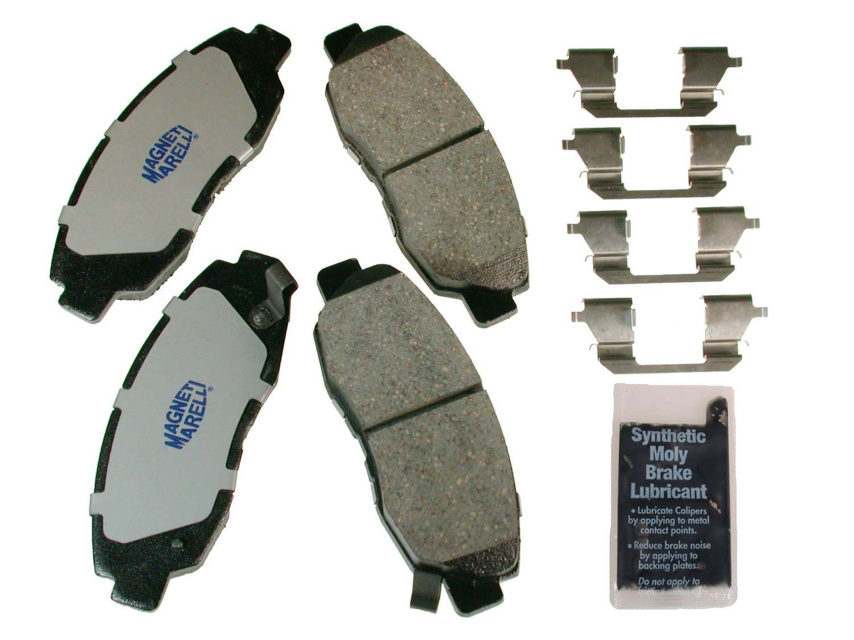 MAGNETI MARELLI OFFERED BY MOPAR - Ceramic Disc Brake Pad - MGM 1AMV30465A