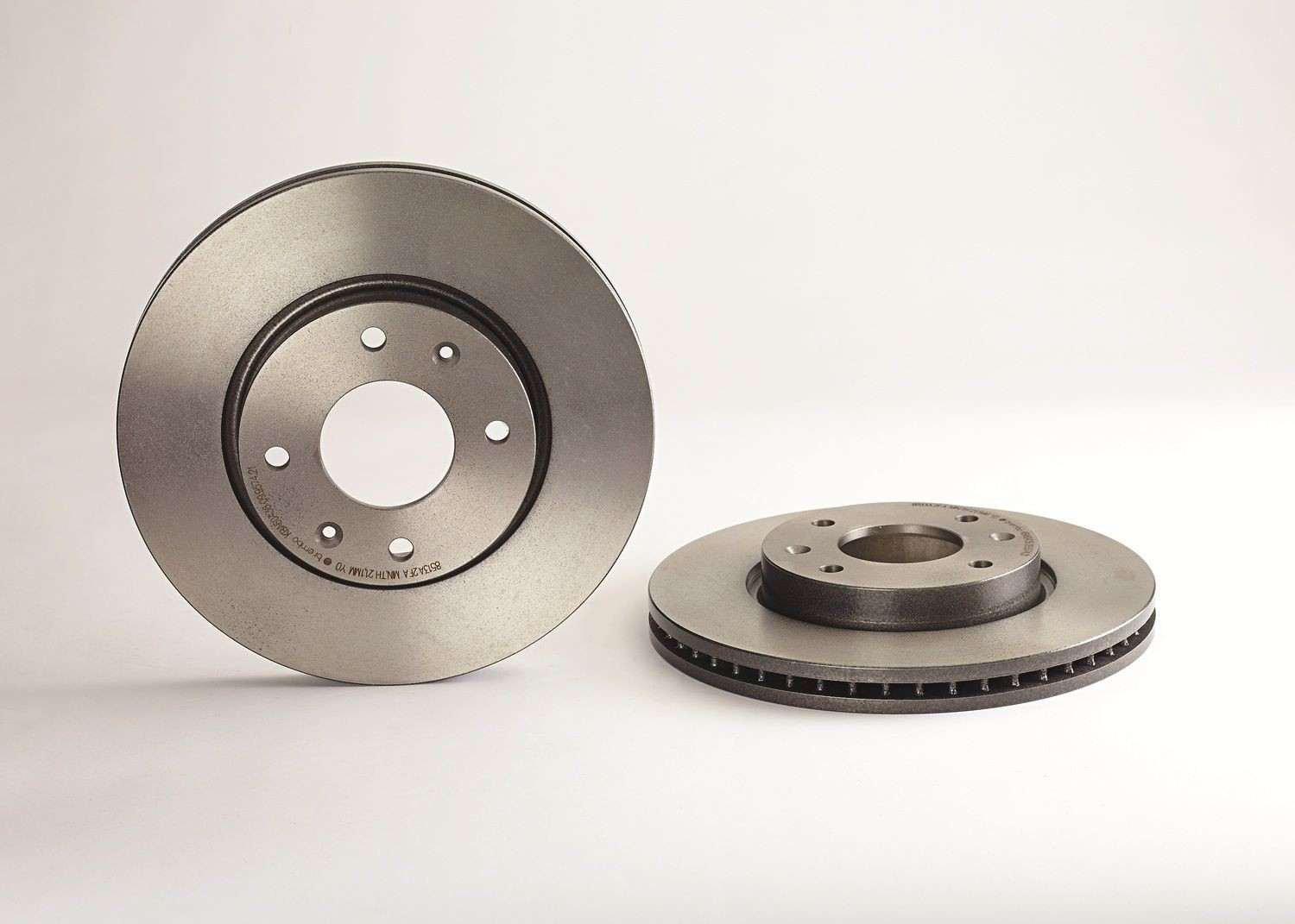 MAGNETI MARELLI OFFERED BY MOPAR - OE Replacement Brake Rotor - MGM 1AMVR10176