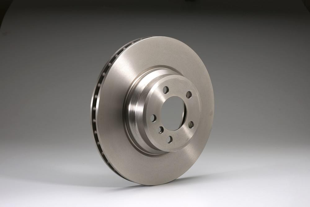 MAGNETI MARELLI OFFERED BY MOPAR - Magneti Marelli Brake Rotor & Hub Assy (Front) - MGM 1AMVR10266