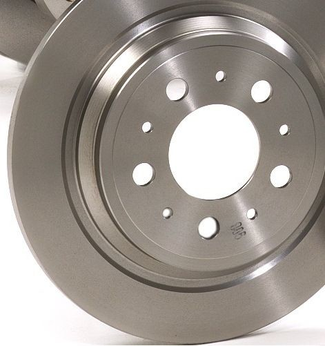 MAGNETI MARELLI OFFERED BY MOPAR - OE Replacement Brake Rotor (Rear) - MGM 1AMVR20178