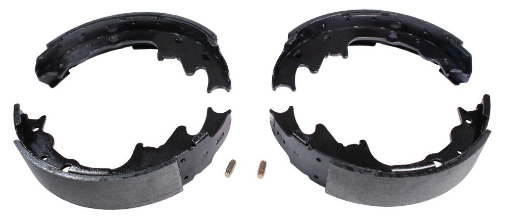 MAGNETI MARELLI OFFERED BY MOPAR - Drum Brake Shoe (Rear) - MGM 1AMVS00704