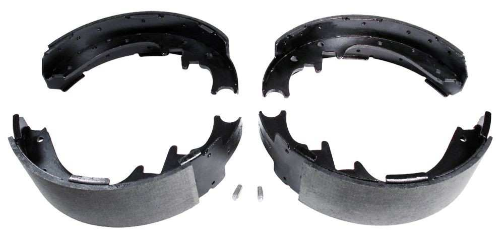 MAGNETI MARELLI OFFERED BY MOPAR - Drum Brake Shoe - MGM 1AMVS00705