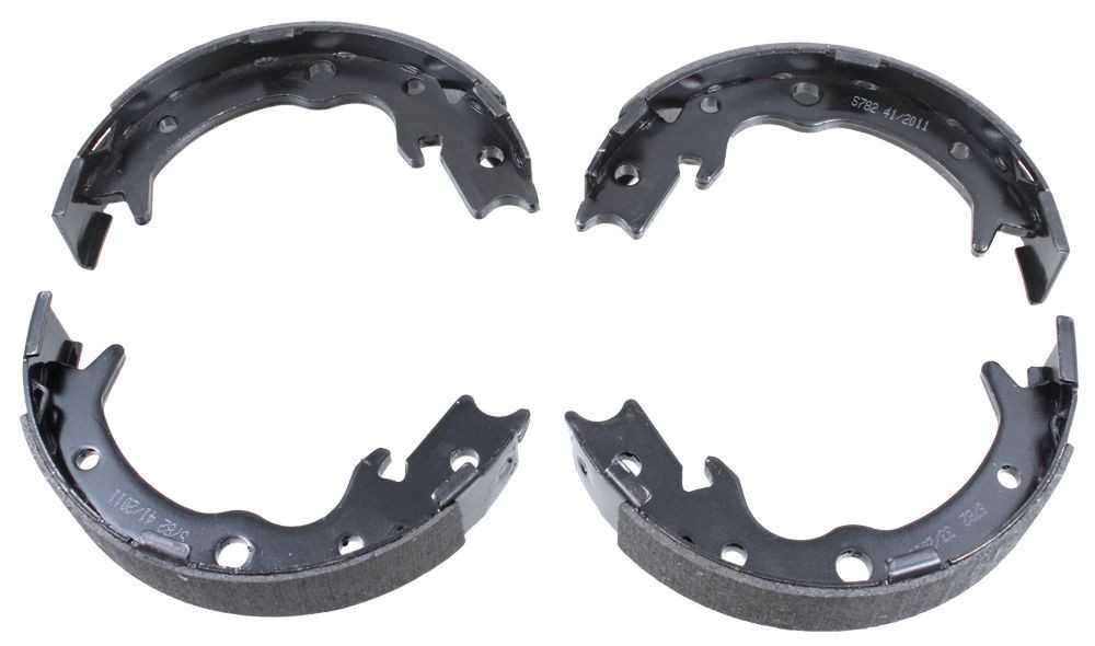MAGNETI MARELLI OFFERED BY MOPAR - Parking Brake Shoe Set - MGM 1AMVS00782