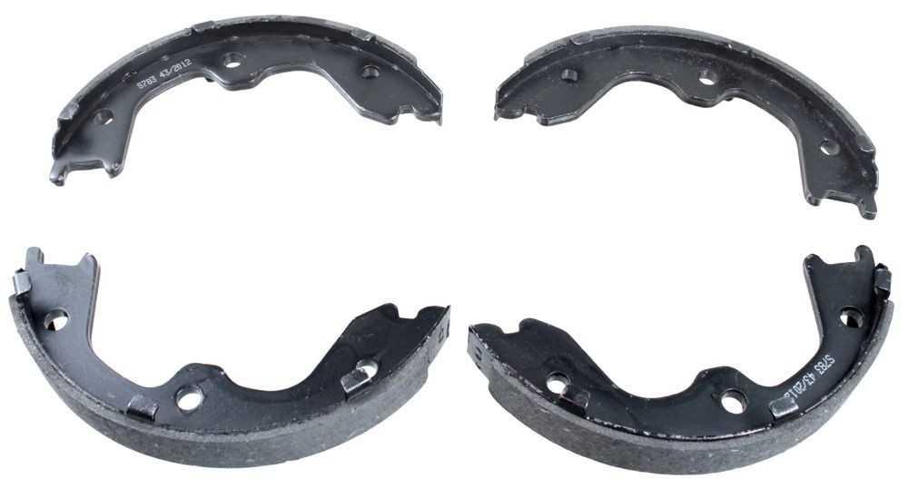 MAGNETI MARELLI OFFERED BY MOPAR - Parking Brake Shoe Set - MGM 1AMVS00783