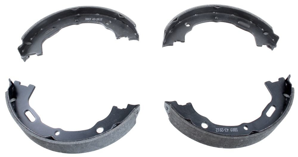 MAGNETI MARELLI OFFERED BY MOPAR - Parking Brake Shoe Set - MGM 1AMVS00809