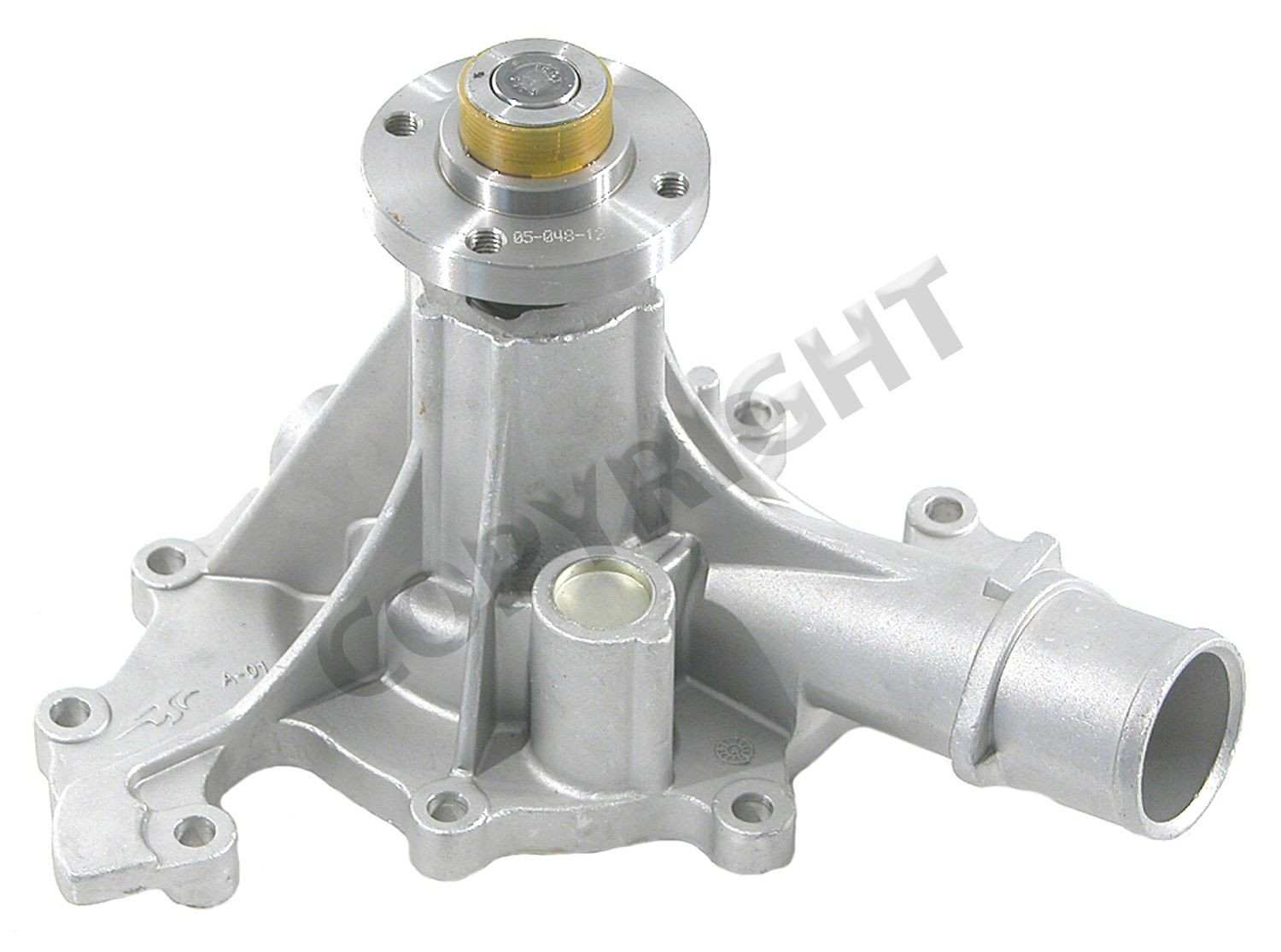 MAGNETI MARELLI OFFERED BY MOPAR - Engine Water Pump - MGM 1AMWP00032