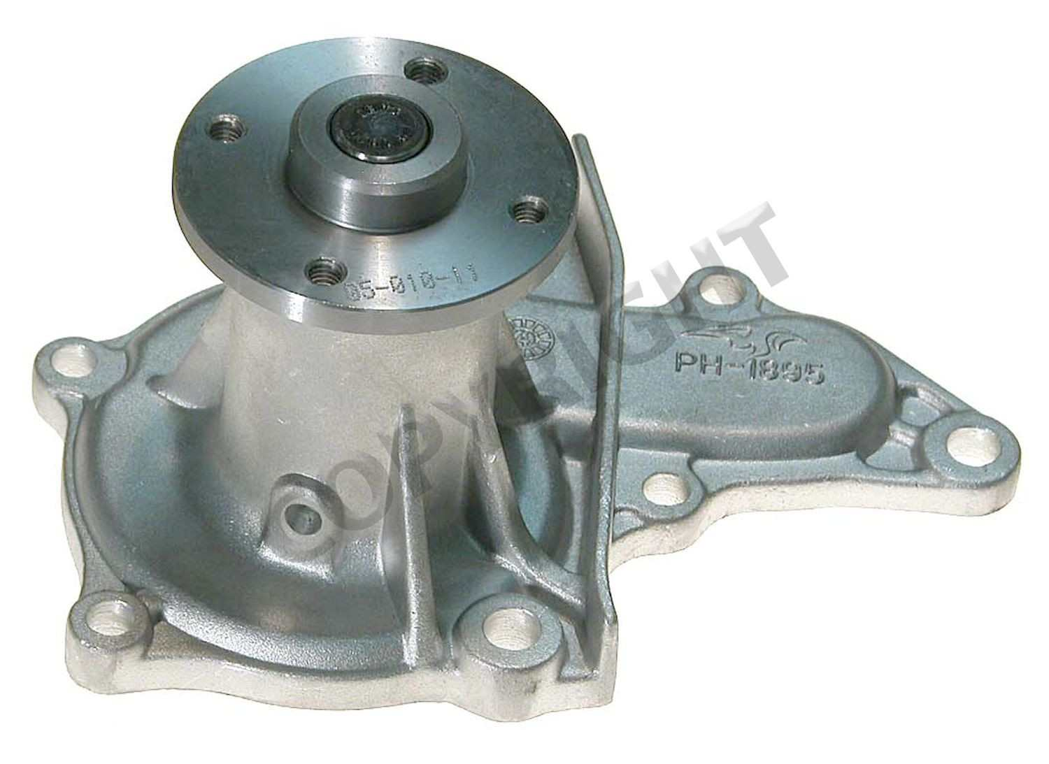 MAGNETI MARELLI OFFERED BY MOPAR - Engine Water Pump - MGM 1AMWP00067