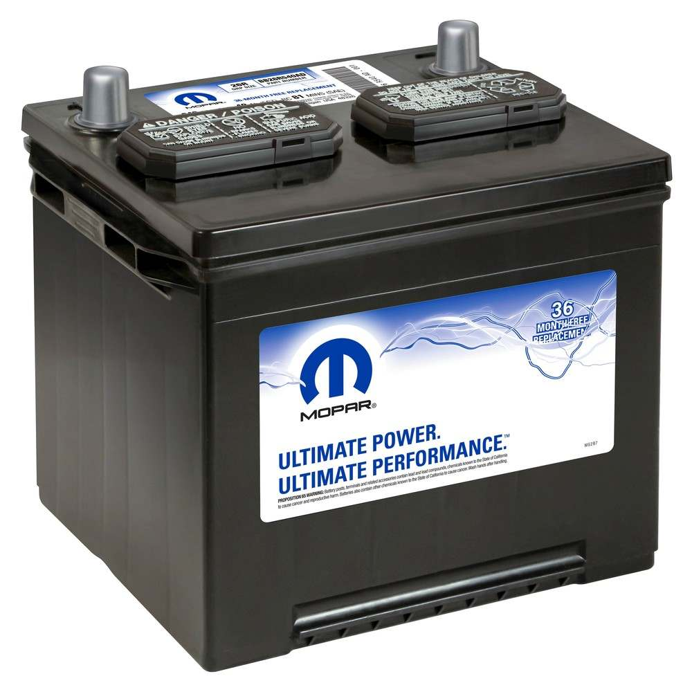 MAGNETI MARELLI OFFERED BY MOPAR - Vehicle Battery - MGM BB26R540AD