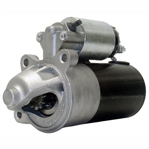 MAGNETI MARELLI OFFERED BY MOPAR - Remanufactured Starter Motor - MGM RMMSR00005