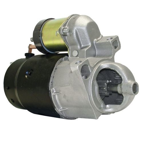 MAGNETI MARELLI OFFERED BY MOPAR - Remanufactured Starter Motor - MGM RMMSR00102