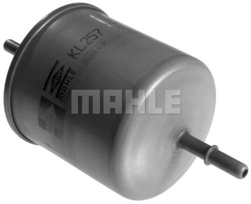 MAHLE ORIGINAL - Fuel Filter (In-Line) - MHL KL 257