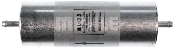 MAHLE ORIGINAL - Fuel Filter (In-Line) - MHL KL 35